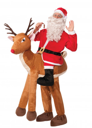 Santa Ride-A-Reindeer Step-in
