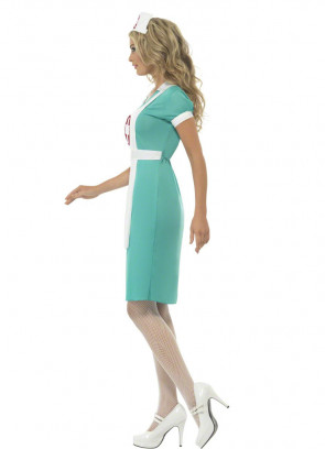 Nurse (Scrubs) Costume