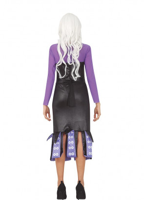 Ladies Sea-Villain Costume