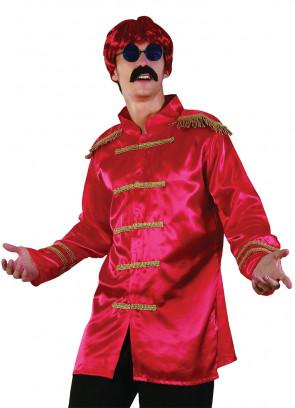 Sergeant Pepper Jacket Red - Beatles