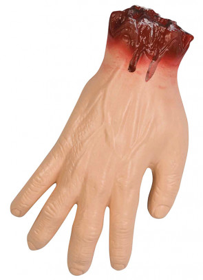 Severed Bloody Hand - 22cm