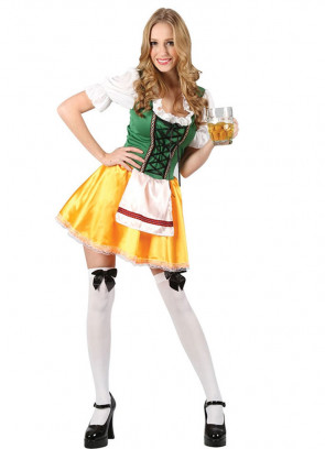 Sexy Beer Girl (Oktoberfest) Costume
