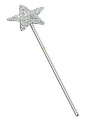 Wand Sequin Star (Silver)