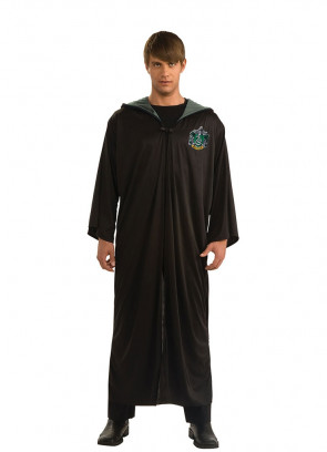 Slytherin Robe – Harry Potter – Adult Costume