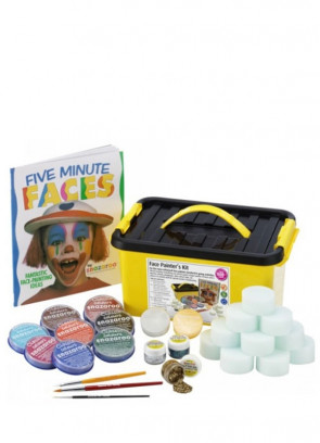 Snazaroo Face Painter's Kit - 600 Faces