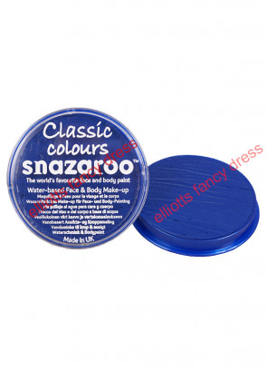 Snazaroo Royal Blue Face Paint - Classic 18ml