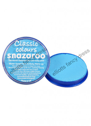 Snazaroo Turquoise (Smurf) Face Paint - Classic 18ml