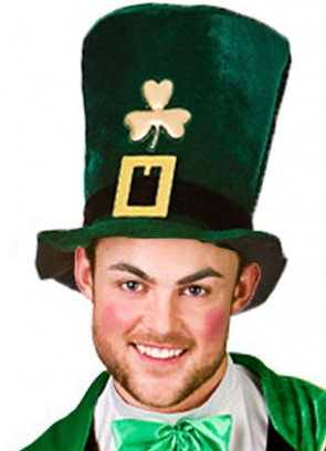 Leprechaun Top Hat - St Patricks Day