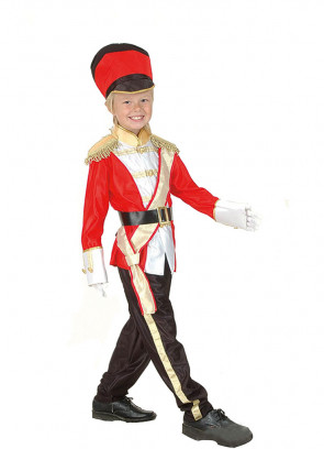 Toy Soldier - Nutcracker Costume
