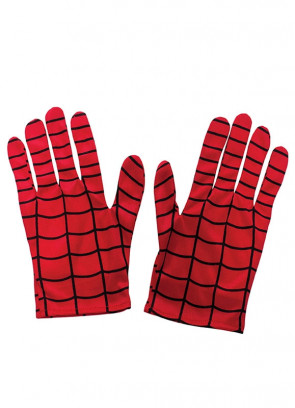 Spider-Man Gloves - Marvel - Adult