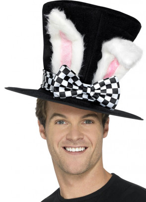 Storybook March Hare Top Hat