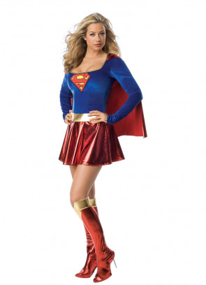 Supergirl - Ladies Costume