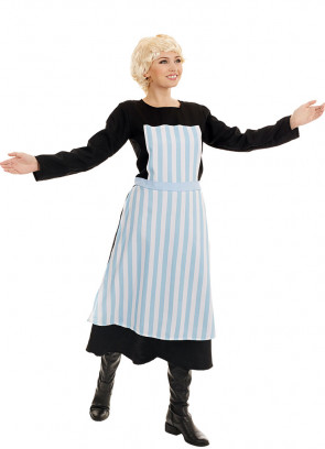 Swiss Nanny (Sound of Music) Costume
