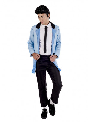 Teddy Boy Costume – Pale Blue