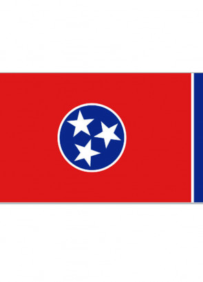 Tennessee Flag ( USA ) 3X5