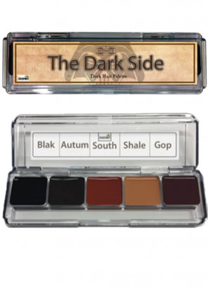 The Ultimate Dark Side Palette (Alcohol Activated)