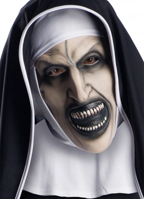 The Nun Mask - The Conjuring Universe