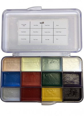The Ultimate Autopsy Palette (Alcohol Activated)