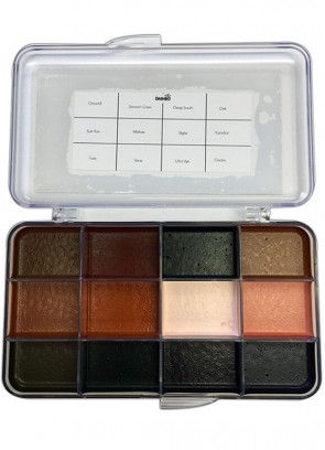 The Ultimate Darktones Palette (Alcohol Activated)