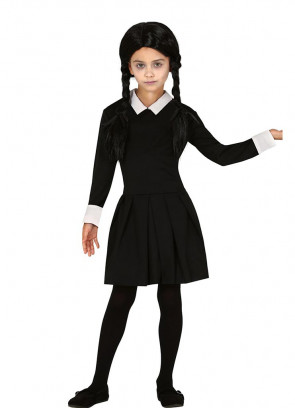 Creepy Schoolgirl - Monster-Family Girls Costume