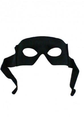 Tie round Bandit Best Black Eye Mask
