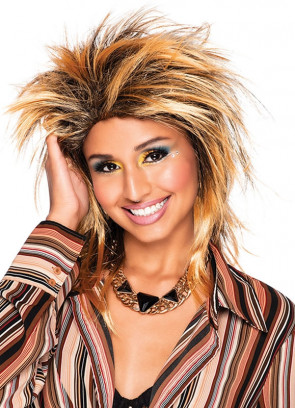 Deluxe Tina Turner Wig
