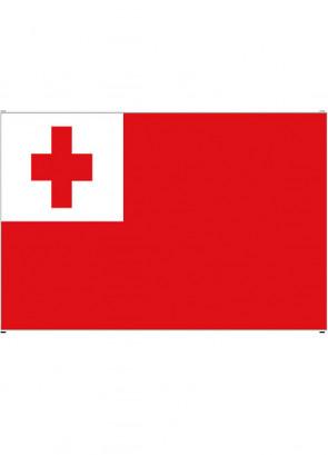 Tonga Flag 5x3