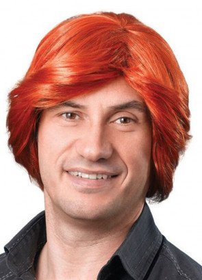 Tony Ginger Wig - Evil Dummy