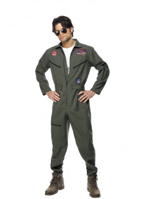 Top Gun - Aviator Costume