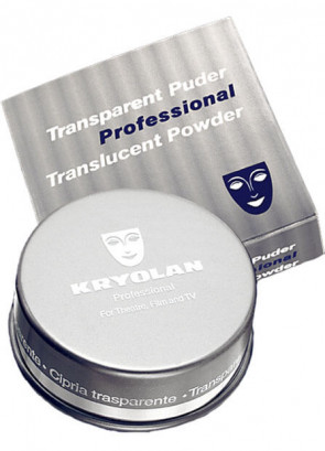 Kryolan Make-Up-Setting Translucent Powder 60g