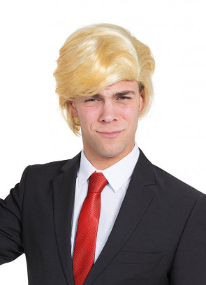 Mr. President Trump - Blonde Wig