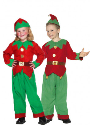 Elf (Kids) Costume