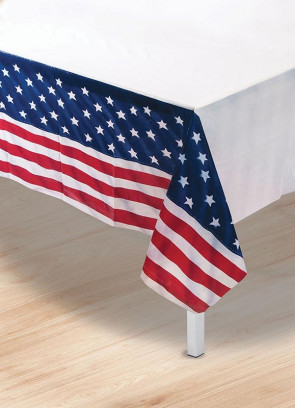 USA Table Cover - 137cm x 274cm