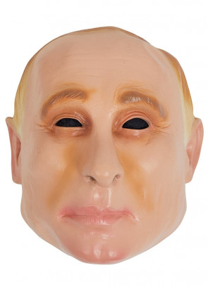 Vladimir Putin Vinyl Mask