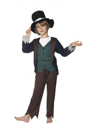 Victorian Poor Boy (Titanic) Costume