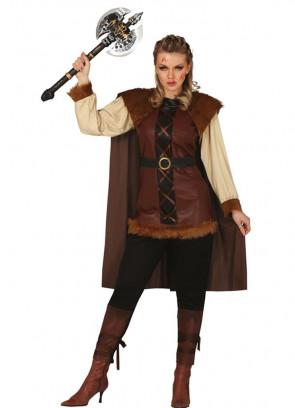 Viking Warrior Woman