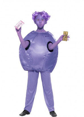 Violet Beauregarde – Chocolate Factory – Roald Dahl