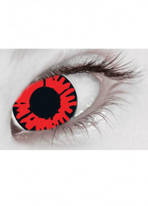 Volturi Vampire Contact Lenses - 30 Day Wear