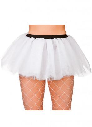 White Tutu - 3 Layer - Dress Size 6-12