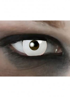 White Contact Lenses - One Day Wear