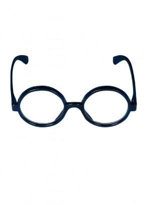 Wizard Boy Apprentice Glasses - Round-Frame (Waldo)