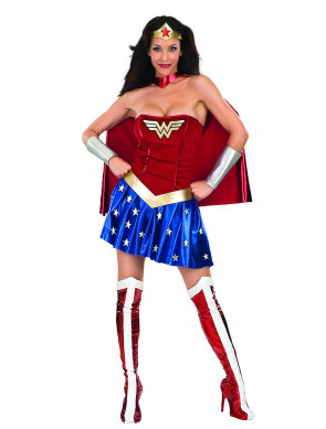 Wonder Woman - Ladies Costume