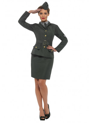 WWII Army Girl – Ladies