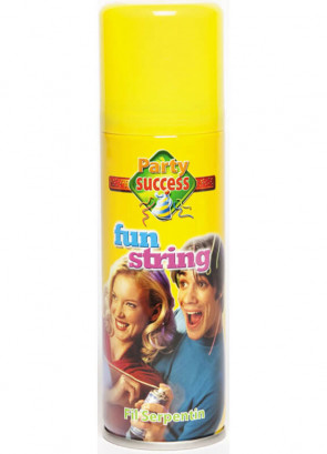 Silly String (Yellow)