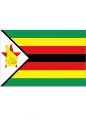 Zimbabwe Flag 5x3