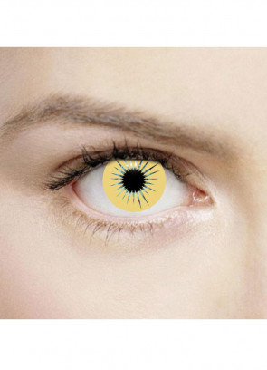 Zombie Dawn Contact Lenses - One Day Wear