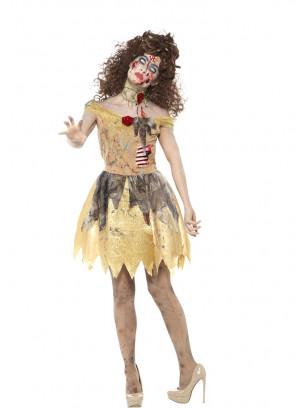 Zombie Golden-Fairytale Costume