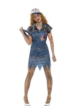 Zombie Hillbilly Female