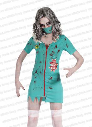Zombie Surgeon Lady