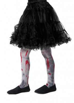Kids Zombie Tights - Age 4-7